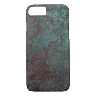 """Capa iPhone 8/ 7 iPhone """"de cobre"""" 7 do impressão da corrosão mal"""