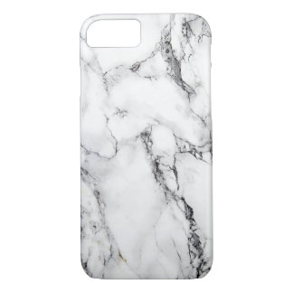 Capa iPhone 8/ 7 iPhone de mármore 7, mal lá caso!