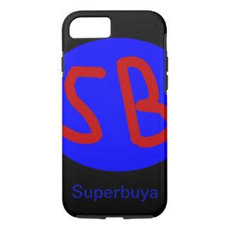 Capa iPhone 8/ 7 iPhone de Superbuya/exemplo do Android/iPad