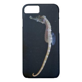 Capa iPhone 8/ 7 iPhone do cavalo marinho do bebê 8/7 de caso