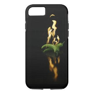 Capa iPhone 8/ 7 iPhone do pimento 8/7 de caso resistente