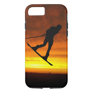 Capa iPhone 8/ 7 iPhone do por do sol de Wakeboard 8/7 de caso