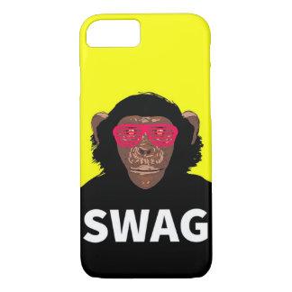Capa iPhone 8/ 7 iPhone dos ganhos de King Kong
