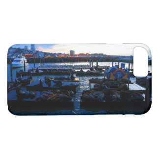 Capa iPhone 8/ 7 iPhone dos leões de mar #6 do cais 39 de San