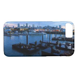 Capa iPhone 8/ 7 iPhone dos leões de mar #7 do cais 39 de San