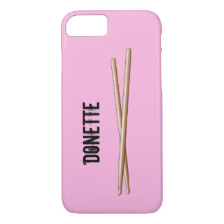 Capa iPhone 8/ 7 Iphone dos pilões 7 bateristas do caso sua cor,