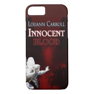 Capa iPhone 8/ 7 iPhone inocente do desenhista do sangue