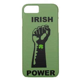 Capa iPhone 8/ 7 iPhone irlandês do poder 7/8 de caso