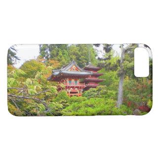 Capa iPhone 8/ 7 iPhone japonês do jardim de chá #7 de SF 8/7 de