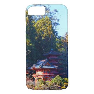Capa iPhone 8/ 7 iPhone japonês do jardim de chá #8 de SF 8/7 de
