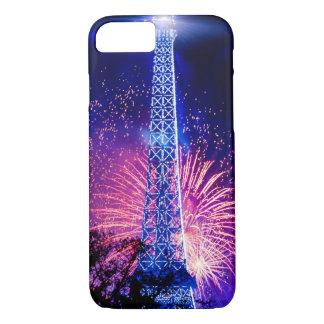 Capa iPhone 8/ 7 iPhone legal e bonito da torre Eiffel 8/7 de caso
