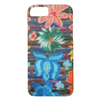 Capa iPhone 8/ 7 iPhone mexicano do design do bordado 7/8 de caso