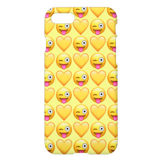 Capa iPhone 8/7 iPhone pateta de Emoji 8/7 de caso lustroso