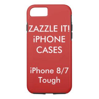 Capa iPhone 8/ 7 iPhone personalizado costume 8/7 de exemplo de
