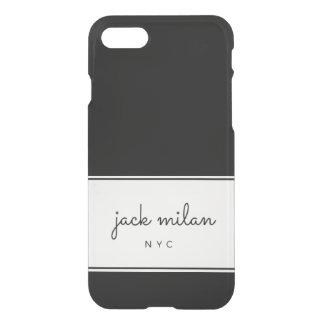 Capa iPhone 8/7 iPhone Shell 6/6S/7/8 da assinatura de Jack Milão