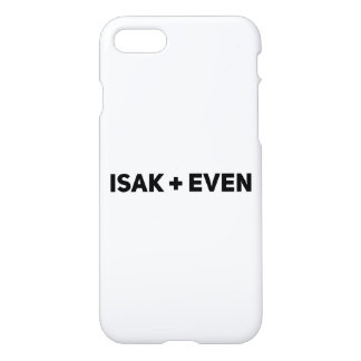 Capa iPhone 8/7 Isak+Mesmo navio