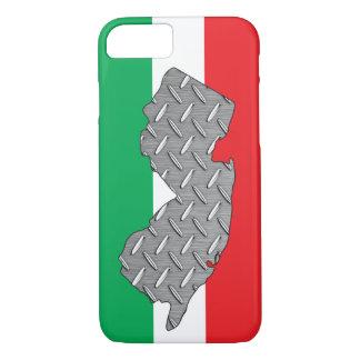 Capa iPhone 8/ 7 Italiano New-jersey forte