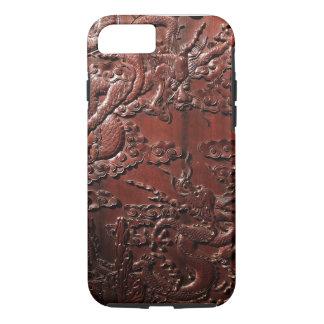 Capa iPhone 8/ 7 Jacarandá que cinzela com teste padrão do dragão