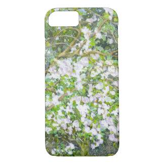 Capa iPhone 8/ 7 Jardim de florescência