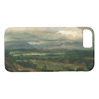 Capa iPhone 8/ 7 Jean-Baptiste-Camilo Corot - Civita Castellana