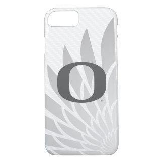 Capa iPhone 8/ 7 Jérsei cinzento de Oregon |