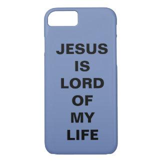 "Capa iPhone 8/ 7 ""Jesus é iPhone do senhor Meu Vida"" Apple 8/7 de"