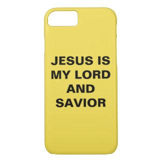 """Capa iPhone 8/ 7 """"Jesus é meu iPhone do senhor e do salvador"""" 8/7"""