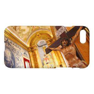 Capa iPhone 8/7 Jesus na cruz