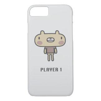 Capa iPhone 8/ 7 Jogador 1