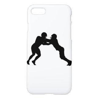 Capa iPhone 8/7 Jogador de futebol americano