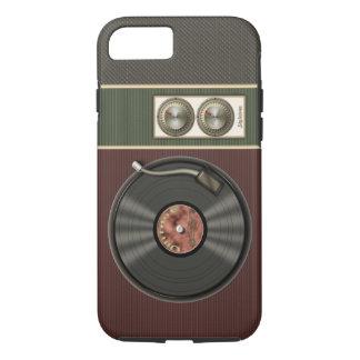 Capa iPhone 8/ 7 Jogador gravado engraçado de vinil do vintage