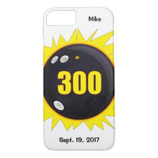 Capa iPhone 8/ 7 Jogo 300 perfeito, amarelo e preto