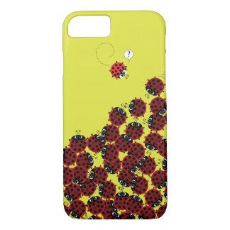 Capa iPhone 8/ 7 La Coccinelle - um lugar aglomerado no limão?