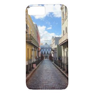 Capa iPhone 8/ 7 La Fortaleza - San Juan velho