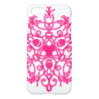 Capa iPhone 8/7 Laço cor-de-rosa