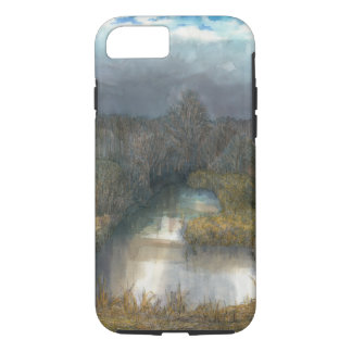 Capa iPhone 8/ 7 lagoa do outono