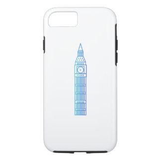 Capa iPhone 8/ 7 Landmarksw - o exemplo de Big Ben