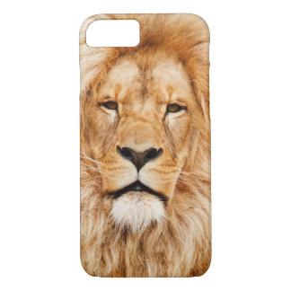 Capa iPhone 8/ 7 Leão africano