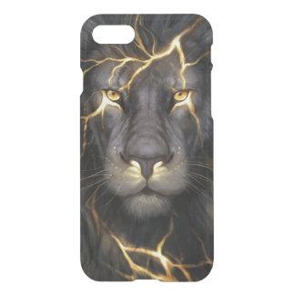 Capa iPhone 8/7 Leão preto