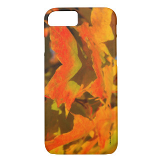 Capa iPhone 8/ 7 leaves-228171