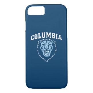 Capa iPhone 8/ 7 Leões da Universidade de Columbia | - vintage