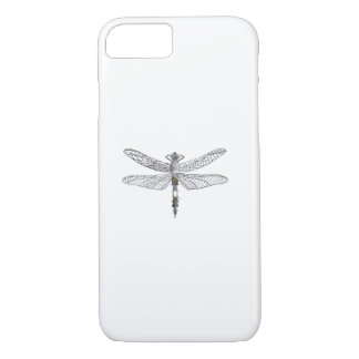Capa iPhone 8/ 7 Libélula industrial