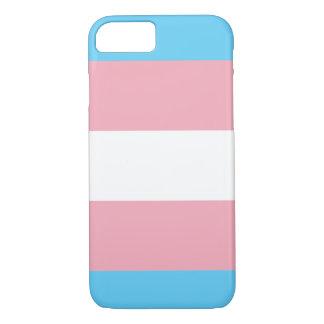 Capa iPhone 8/ 7 Listras do design   da bandeira do orgulho do