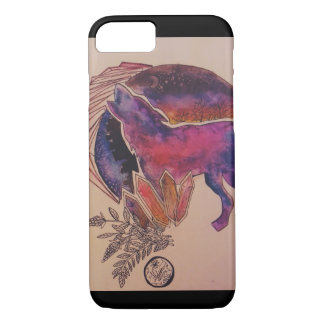 Capa iPhone 8/ 7 Lobo