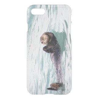 Capa iPhone 8/7 Lontra de mar