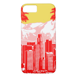 Capa iPhone 8/ 7 Los Angeles