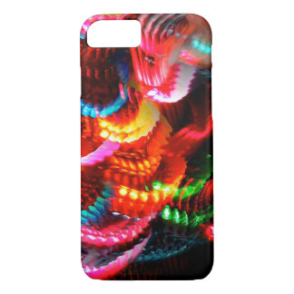 Capa iPhone 8/ 7 Luzes coloridos