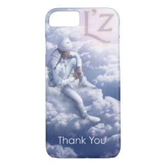 """Capa iPhone 8/ 7 L'z """"obrigado você"""" caso do iPhone 7"""