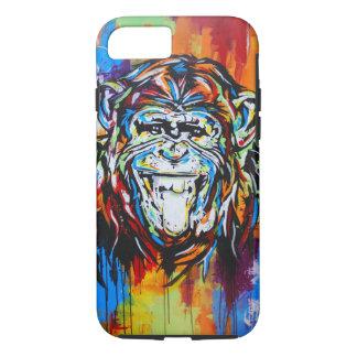 Capa iPhone 8/ 7 Macaco do sorriso