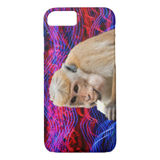 Capa iPhone 8/ 7 Macaco insolente Iphone 8/7 de caso